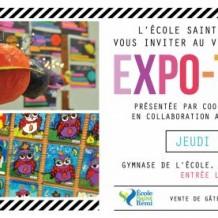 Expo-travaux des élèves